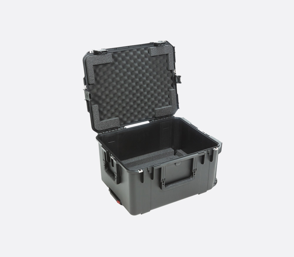 SKB 3i-2217-124U ISERIES FLY RACK CASE 4U, 13-inch, internal