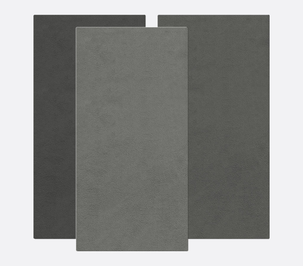 ARTNOVION ULYSSES BASS TRAP WALL Furniture grade (FG), 595x1190mm, grigio,  pack of 2