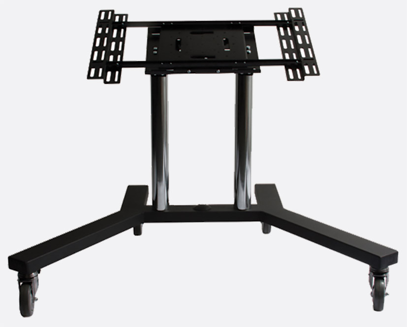 B Tech Flat Screen Mounts Trolleys Or Floor Stands Canford
