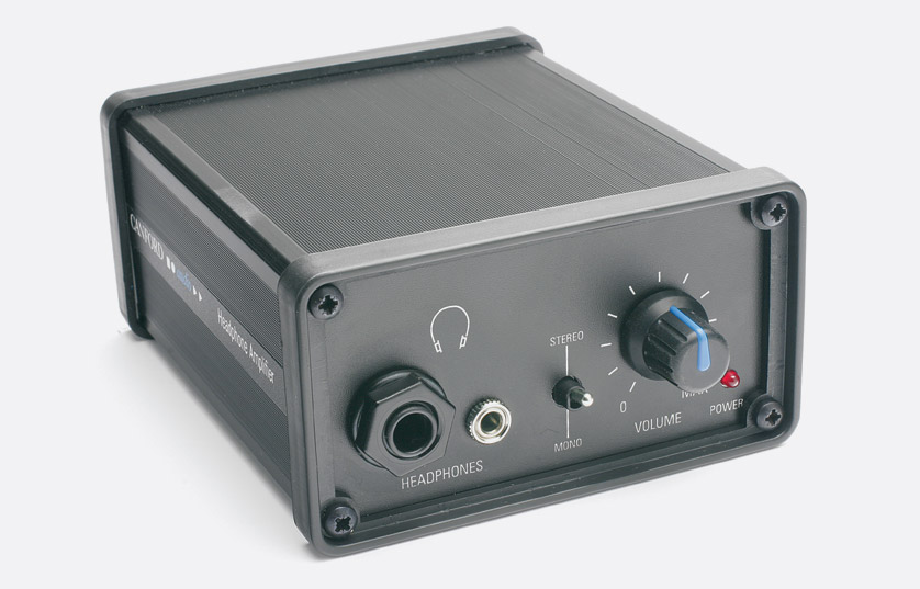 CANFORD PC HEADPHONE AMPLIFIER A-gauge And 3.5mm