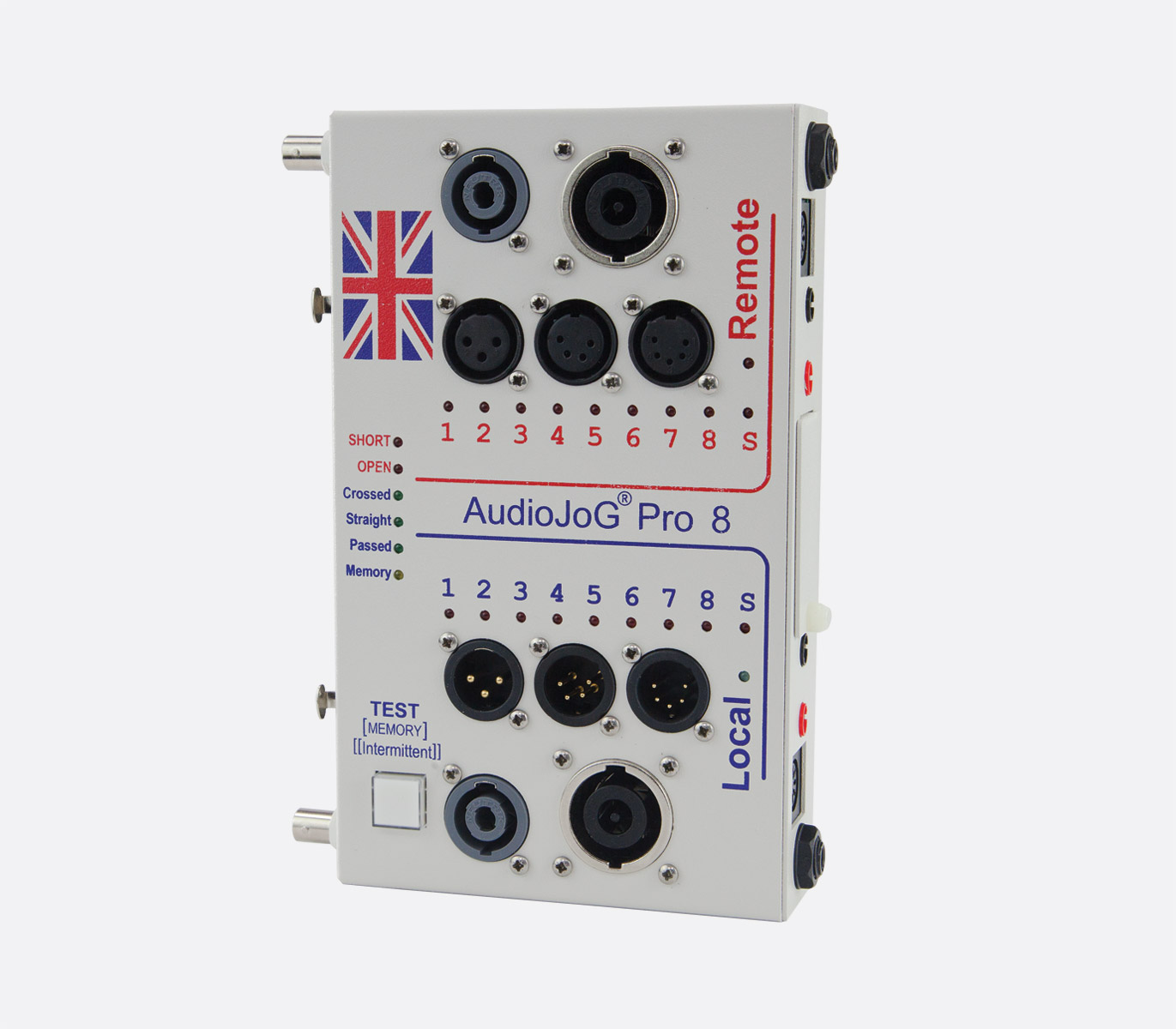 Audio Cable Tester : Cablejog cable testers canford