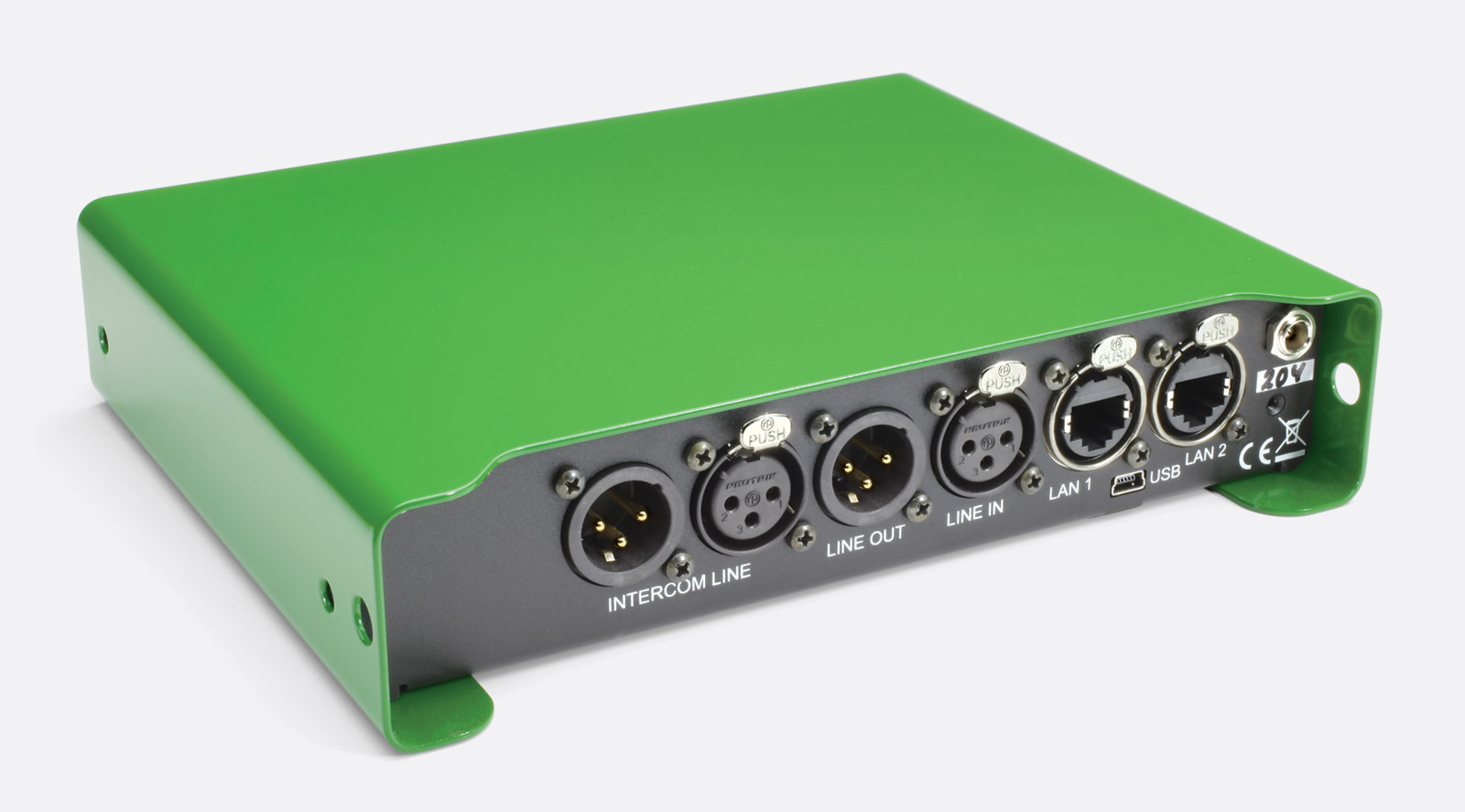 GREEN-GO GGO-2W DIGITAL INTERFACE 4-wire to 2-wire (analogue ...
