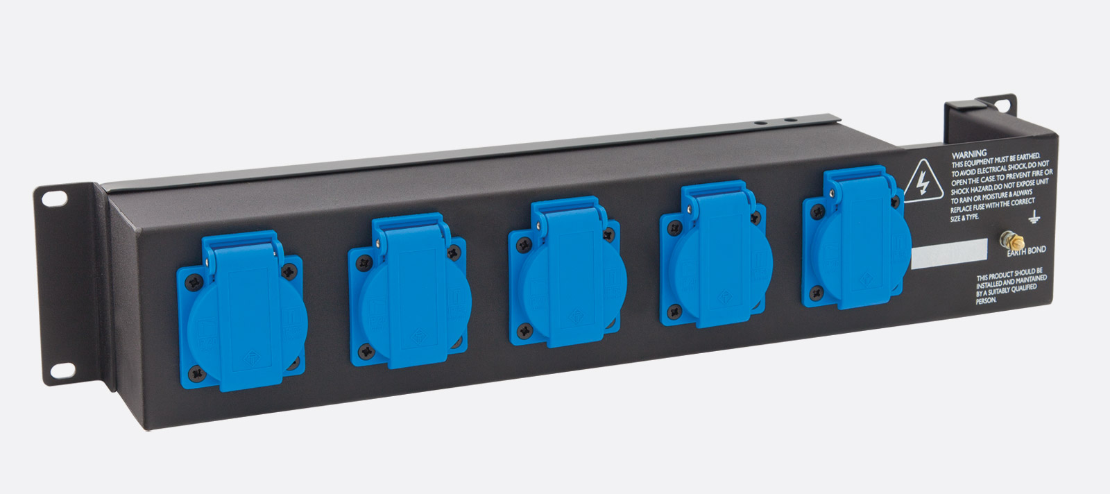 Emo C602s Power Distribution Panel Pr Series Inlet Boxes With Built In Circuit Breaker