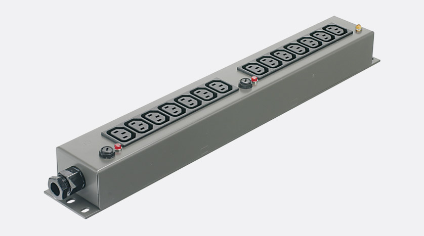 Teknynja Lowvoltage Controlled Ac Power Strip