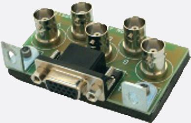 Ikon Fba 1b Floor Box Hdd15 Bnc Breakout Adapter