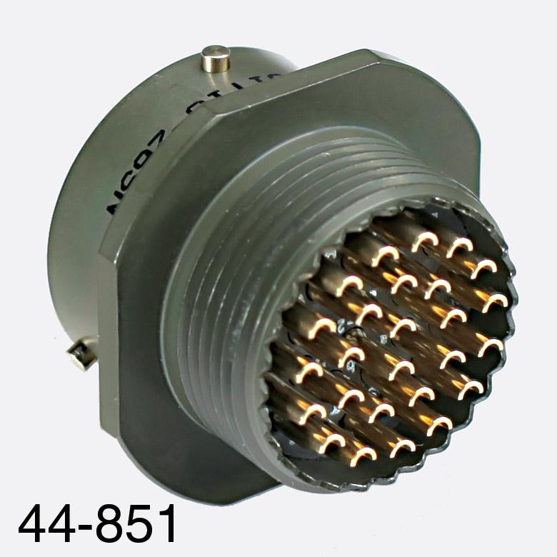 Amphenol Bayonet Lock Ob Connector 26 Pin Cable Socket