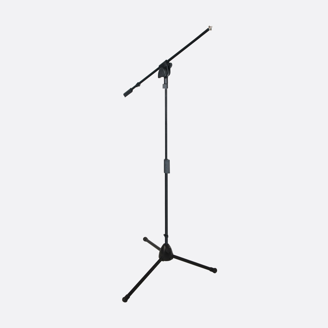 Quiklok a302bk Rod mic to Giraffe Black