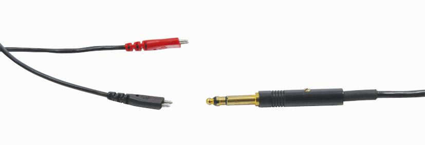 sennheiser spare cable for hd480 headphones single sided. Black Bedroom Furniture Sets. Home Design Ideas