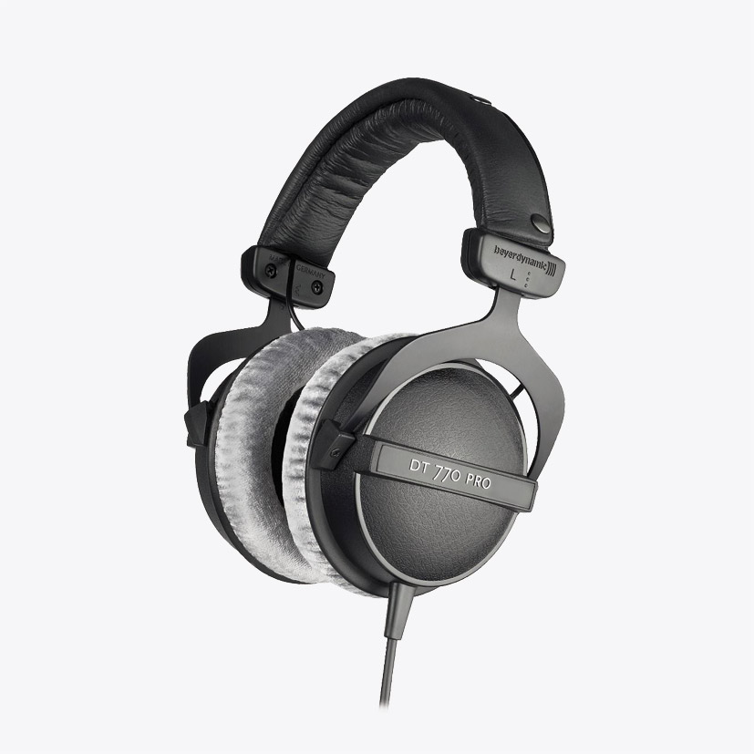 Canford Level Limited Headphones Dt770 Pro 93dba