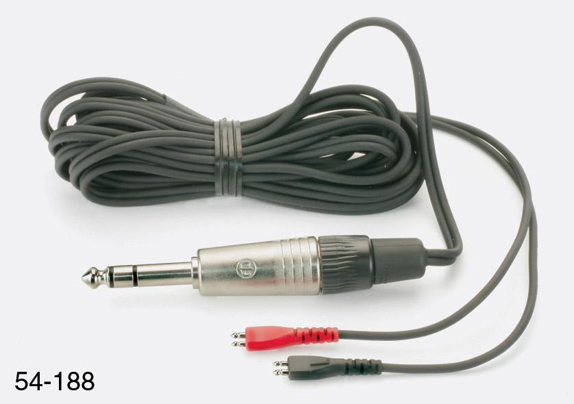 SENNHEISER SPARE CABLE 37974AS For HD480 headphones, double sided,