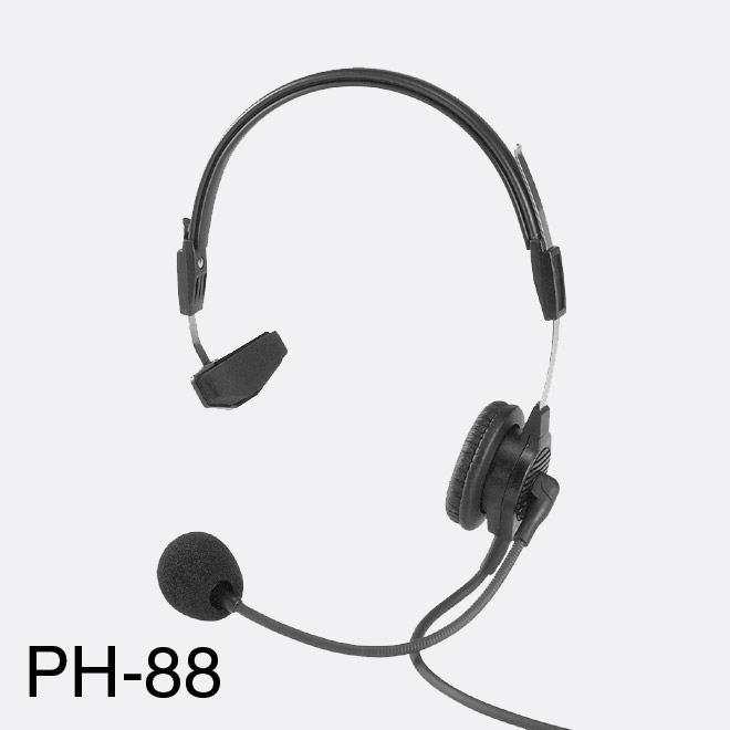 rts ph 88 headset 150 ohms, with 200 ohms mic, straight cable 3.5Mm Jack Wiring Diagram 54 4621_01 jpg