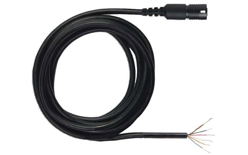SHURE BCASCA1 CABLE Spare, for BRH440M, BRH441M headset, straight, no plug