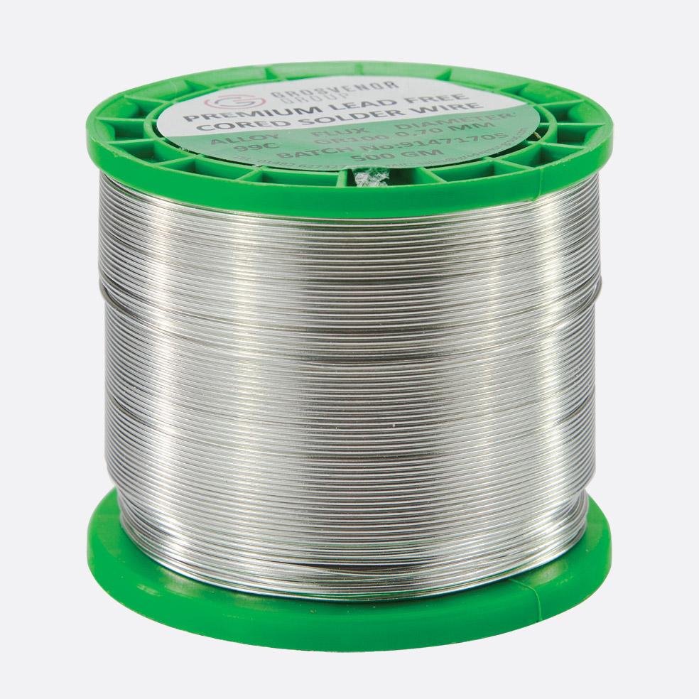 À souder ø 0,35 mm 100 g rôle; LZ 0.35 100 g-lead free