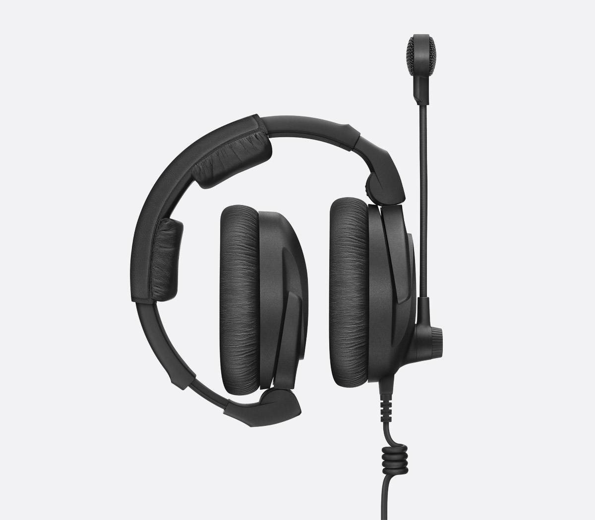 3c2224c64ad SENNHEISER HMD 300 PRO HEADSET Stereo 64 ohms, 300 ohm dynamic mic, without  cable