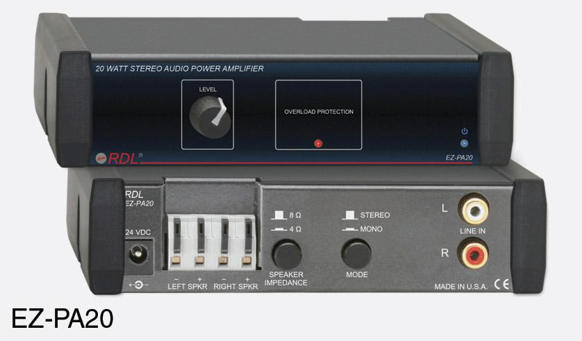 Amplifier rca power RCA 22db