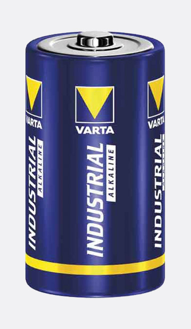 VARTA 4014 BATTERY, C size, alkaline, 1.5V (pack of 20)