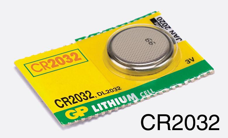 gp cr2032 battery 20d x lithium cell 3v. Black Bedroom Furniture Sets. Home Design Ideas