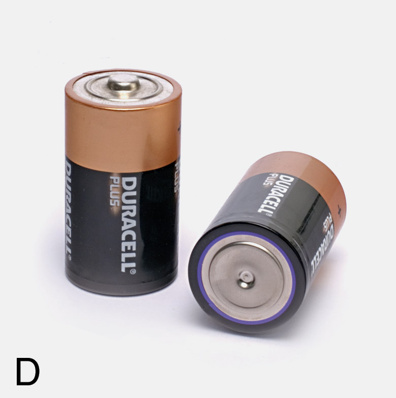 Duracell Mn1300 Battery D Size Alkaline 1 5v Pack Of 2