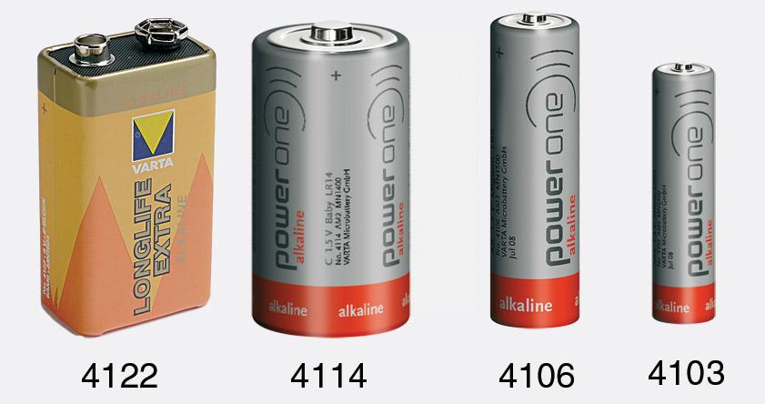 varta power one 4120 battery d size alkaline 1 5v. Black Bedroom Furniture Sets. Home Design Ideas