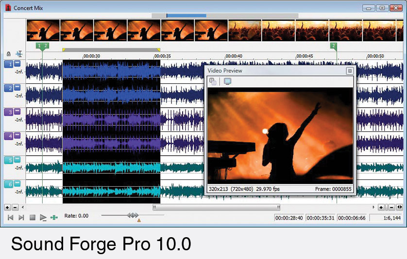 Скачать бесплатно Sony Sound Forge Pro 11.0 Build 234 Online.ua.