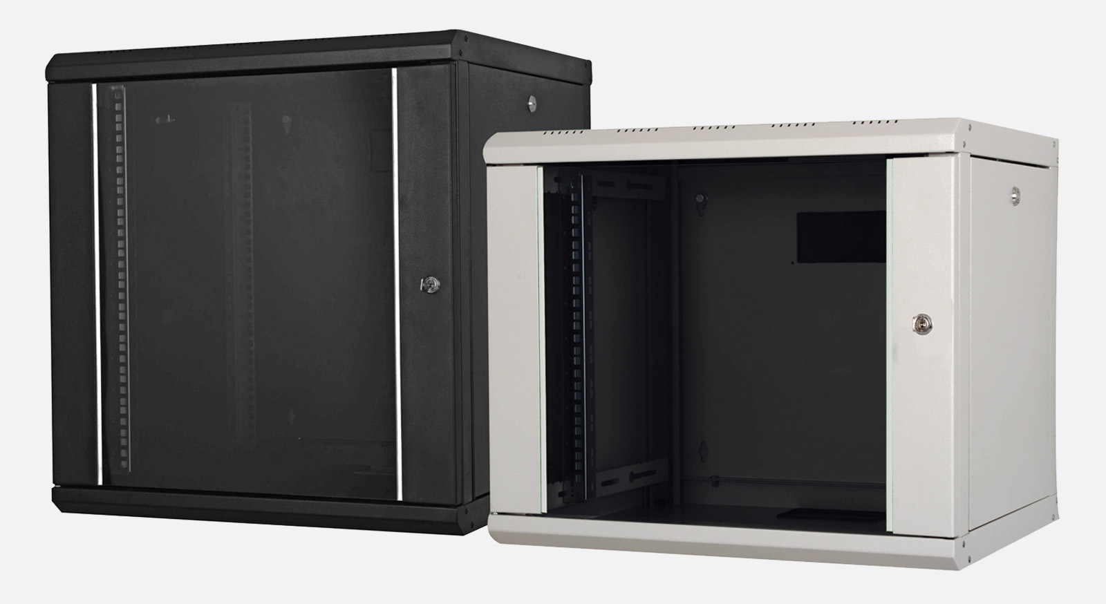 CANFORD RACKS - Proline Series - 19 Inch cabinets - Floor or