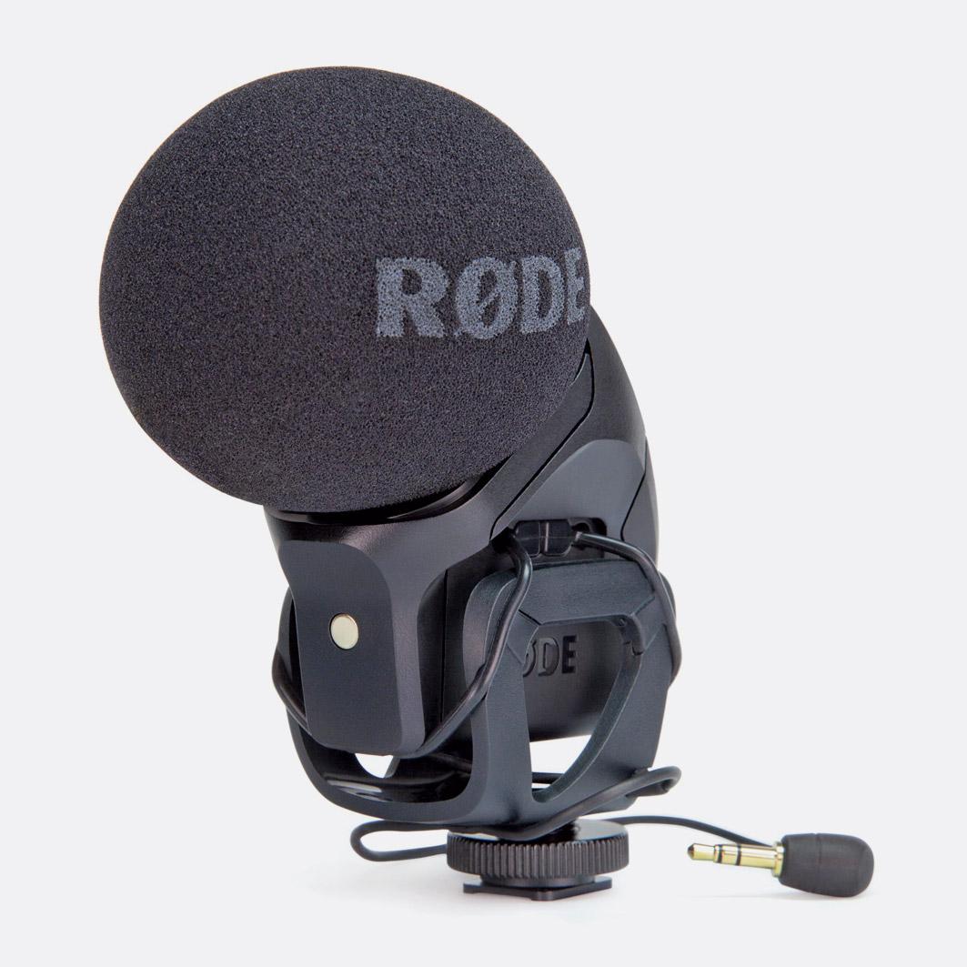 RodeStereoVideomicProMicrophoneCondenserXY