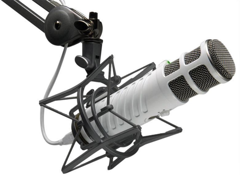 rode podcaster microphone dynamic usb. Black Bedroom Furniture Sets. Home Design Ideas