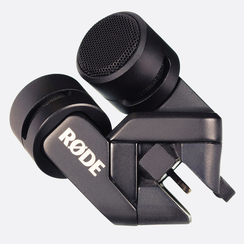 rode microphones iphone ipad smartphone canford. Black Bedroom Furniture Sets. Home Design Ideas