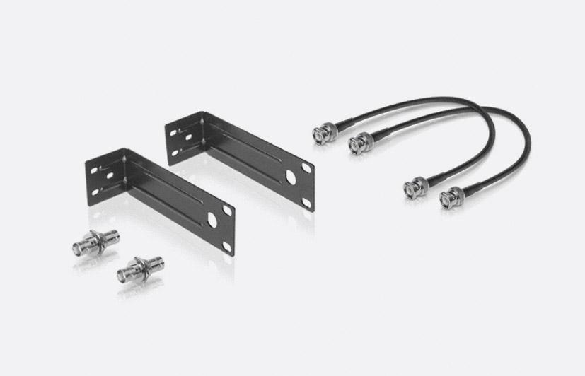 sennheiser 504944 gam 1 rack mounting kit for 1x em 10 receiver