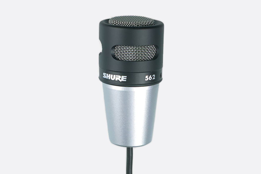 4165943fdc2 SHURE 562 MICROPHONE, Noise-cancelling mic head, 100Hz-6kHz ...