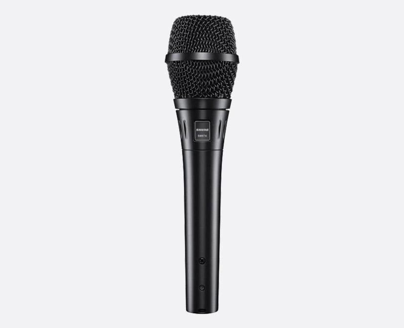 shure sm87a microphone vocal condenser supercardioid. Black Bedroom Furniture Sets. Home Design Ideas