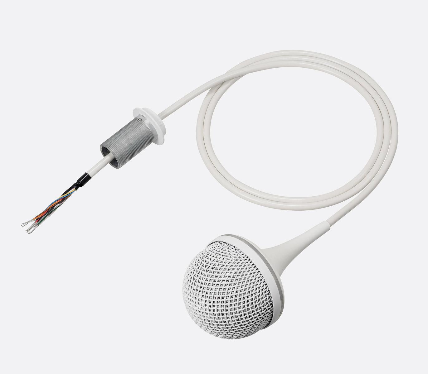audio technica es954 microphone hanging omni directional condenser quad capsule steerable white. Black Bedroom Furniture Sets. Home Design Ideas
