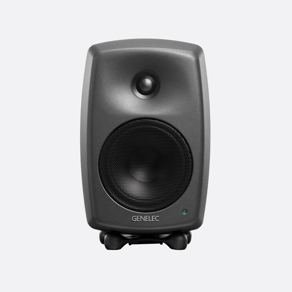Genelec 8030c Loudspeaker Active 2 Way 50 50w Class D