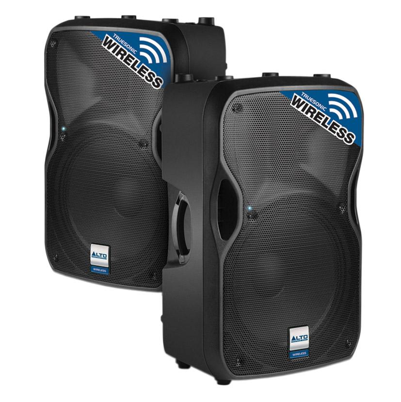 Alto Truesonic Ts115w Wireless Loudspeaker Active 800w