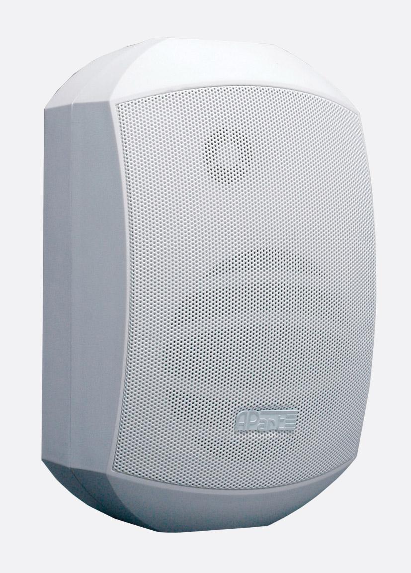 APART MASK4-W LOUDSPEAKER 70W/8, passive, IP64, white