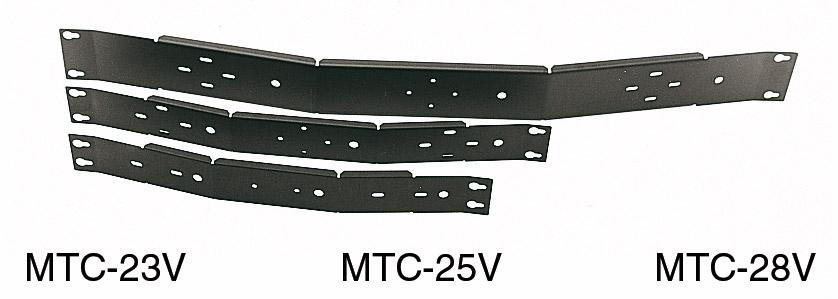JBL MTC-25V BRACKET Vertical, for up to 3 Control 25 loudspeakers, black