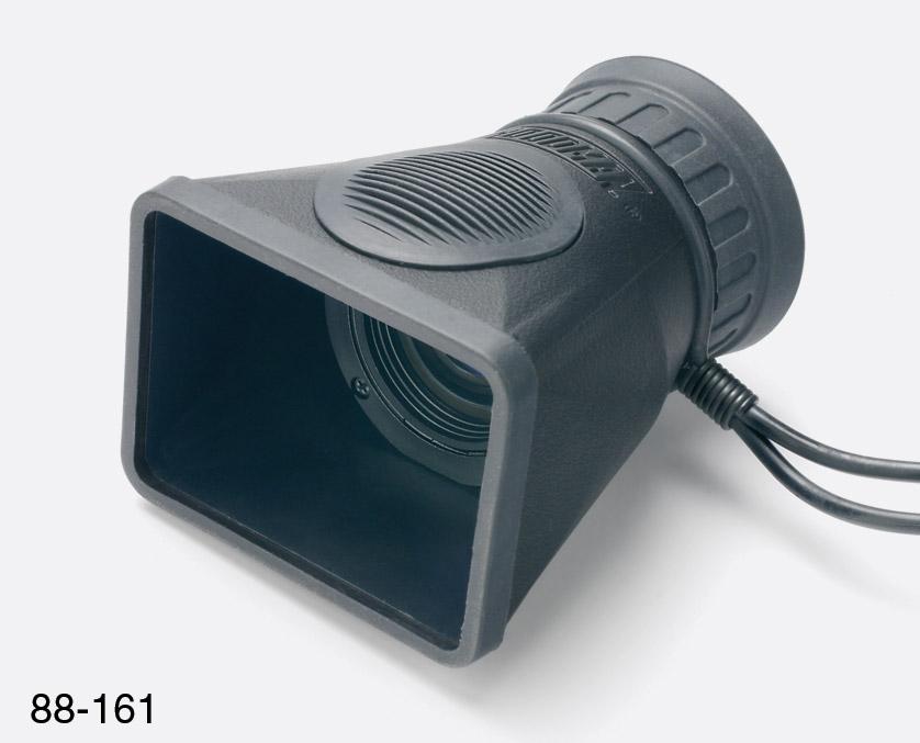 Camera Screen Hood : Hoodman h lpp hoodloupe screen magnifier and hood for