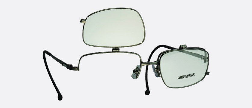 Glasses Frame Flip Up : HOODMAN HPF1 PHOTOFRAMES SPECTACLE FRAMES For ...