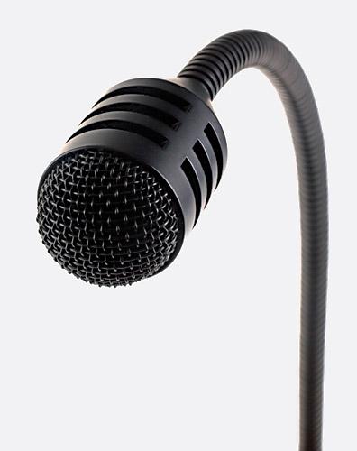 Cloud Pm1 Paging Microphone Dynamic Desktop Gooseneck