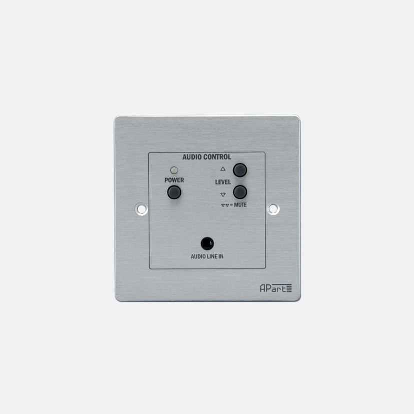 Volume Sound Control Panel : Apart acpr volume control panel with local line input for