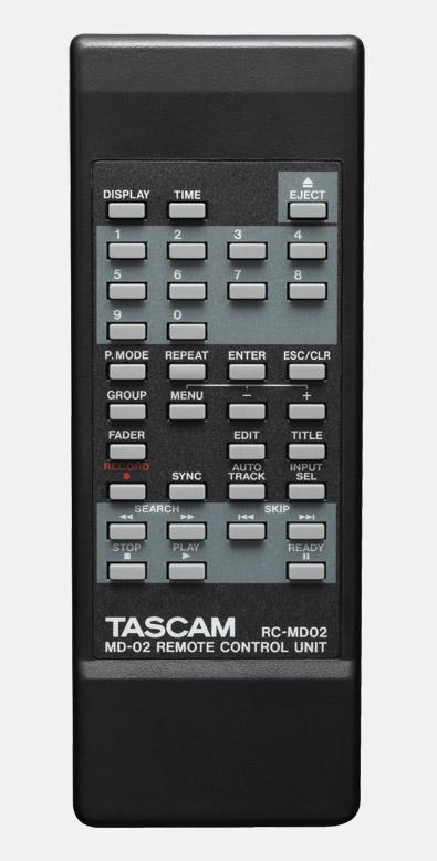 tascam md 02b recorder minidisc spdif unbalanced balanced rh canford co uk 02B 50957 54631 02B Length
