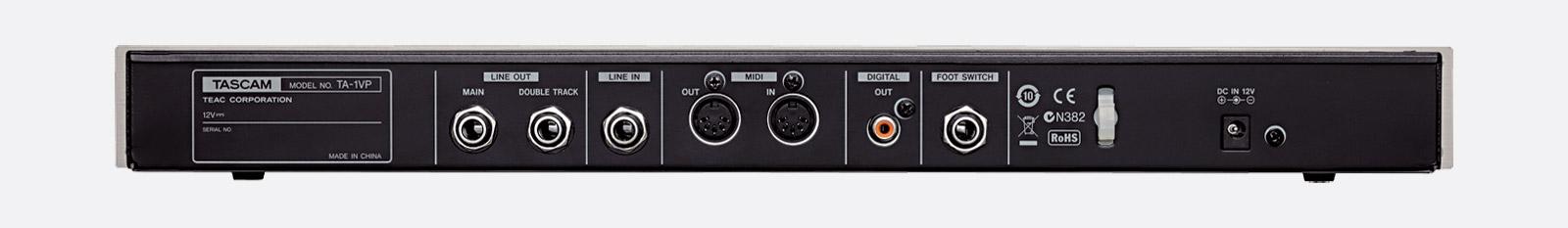 Tascam Ta 1vp Vocal Processor 1u Rackmount