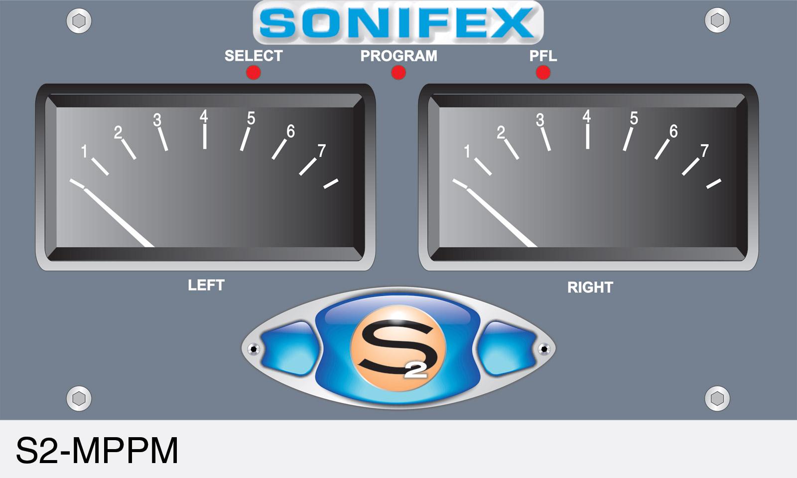 Sonifex S2 Mixer Mppm Ppm Meter Panel Cb Radio Wiring