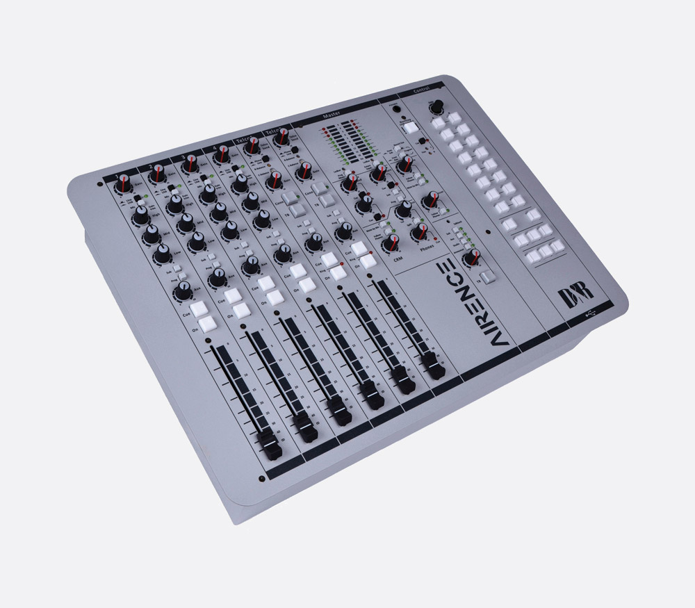 D&R BROADCAST MIXERS - Airence USB - Canford