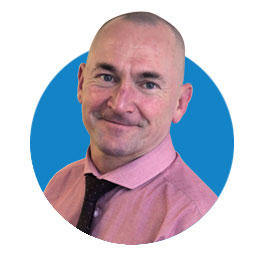 Mark Brindley, Operations Director