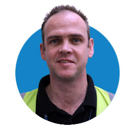 Shawn Pretorius, Production Supervisor