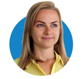 Vita Gorkina, International Business Development Manager