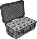 SKB 3I-2011-7DT iSERIES UTILITY CASE Waterproof, internal dim.518x292x177mm, Think Tank dividers