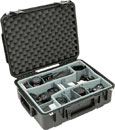 SKB 3I-2015-7DT iSERIES UTILITY CASE Waterproof, internal dim. 520x393x191mm, Think Tank dividers