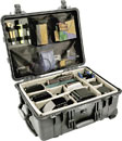 PELI PROTECTOR CASE 1560 With dividers
